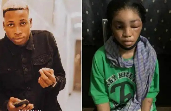 Lil Frosh accused of beating girlfriend