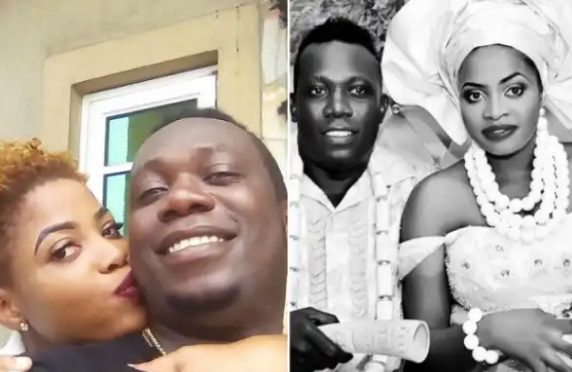 Duncan Mighty and Wife Vivien