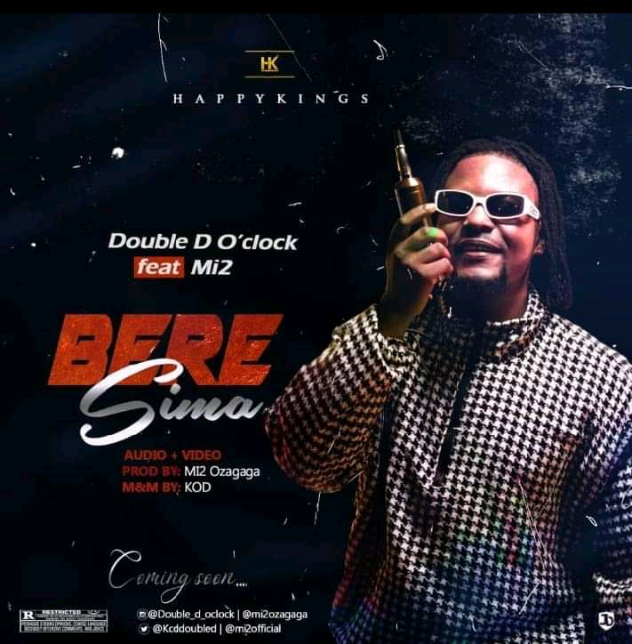 Double D O'clock - Bere Sima ft Mi2